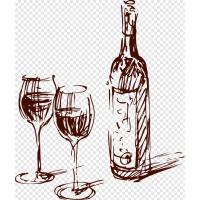 Camiseta V Wine 001