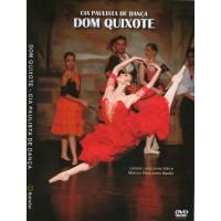 DVD Don Quixote - Cia Paulista de Dança