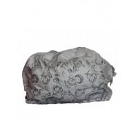 Bolsa Meia Lua Branca  B 012009 422