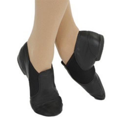 3f88f290d98d1 Botinha So Dança SPLIT SOLE Para Jazz - Preta
